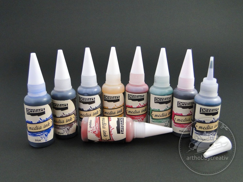 Cerneala Media Ink Pentart 20ml