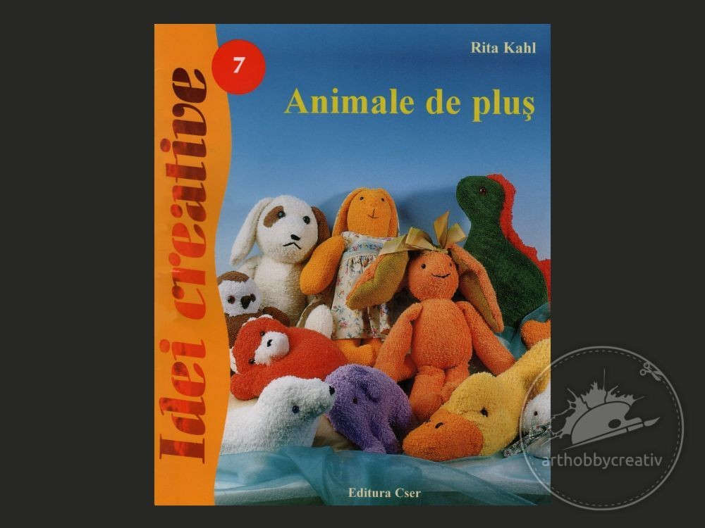 Idei creative: Animale de plus (7)