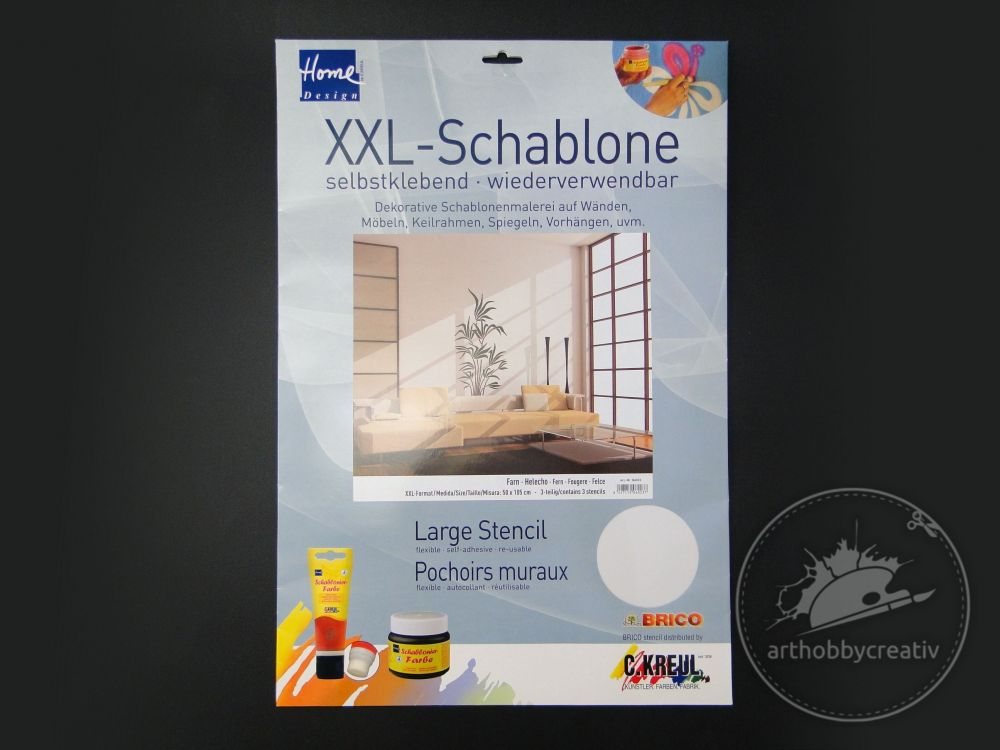 Sablon decor Brico XXL - Feriga