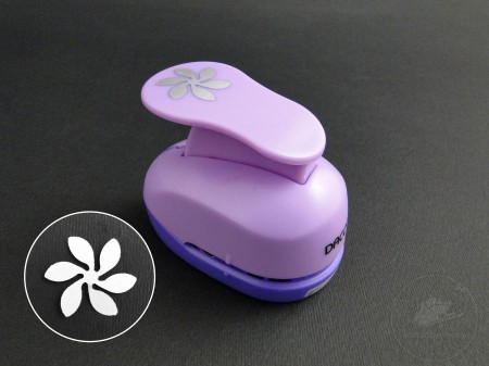 Perforator cu model morisca 25mm (X)