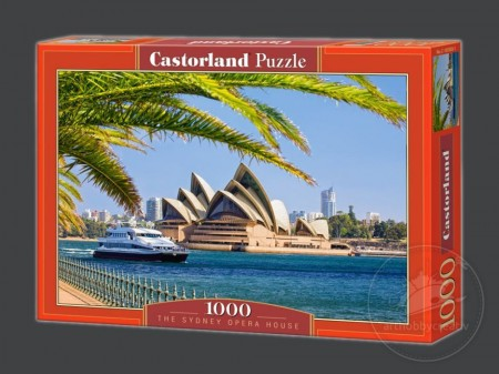 Puzzle Castorland 1000 piese - The Sydney Opera House