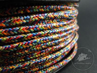 Snur multicolor 3mm