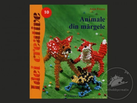 Idei creative: Animale din margele (10)