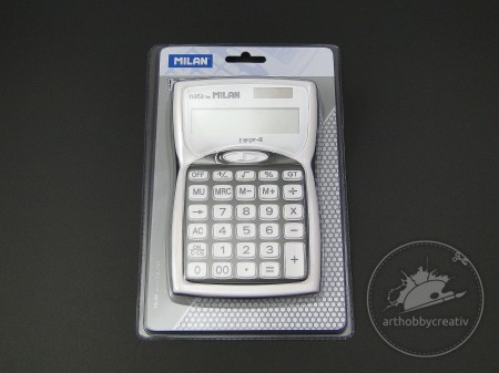 Calculator de birou 12 digits Milan mod.2
