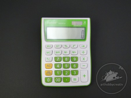 Calculator de birou 12 digits Rebell