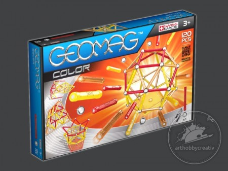 Geomag Color 120buc/set