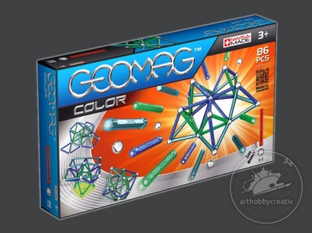 Geomag Color 86buc/set