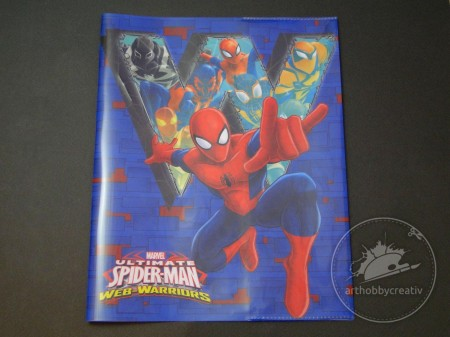 Coperta carte 425x265mm Spider-Man,Speciala 1