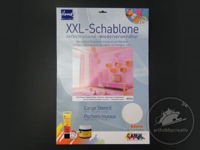 Sablon decor Brico XXL - Little Princess