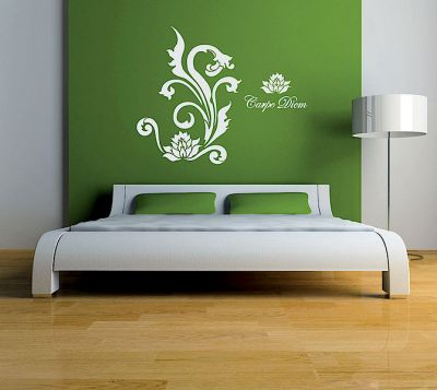 Sablon decor XXL Brico- Carpe Diem