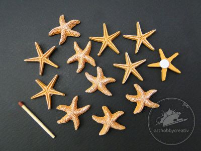 Figurine mini stelute de mare set/12buc