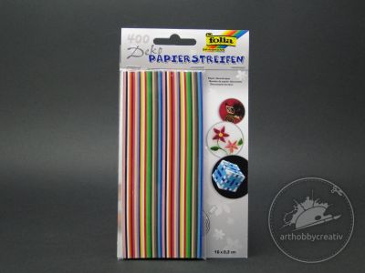 Hartie quilling- multicolor 400/ 3mm