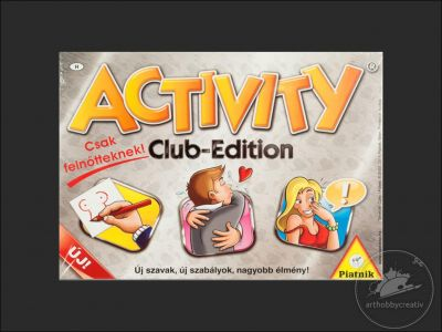Activity- Club Edition -LIMBA MAGHIARA