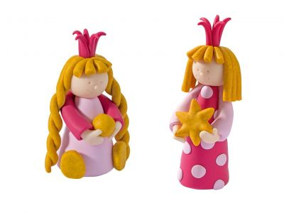 Set modelaj FIMO Kids Form&Play - Princess