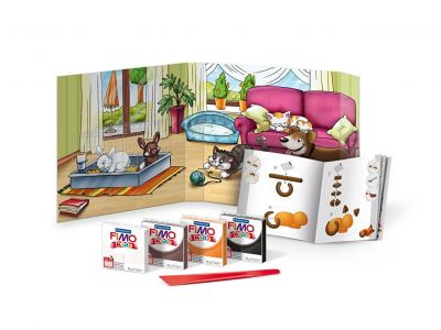 FIMO Kids Form&Play set - Pet