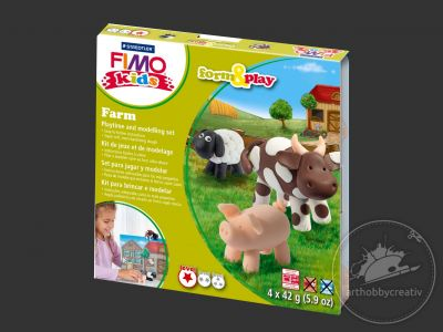 FIMO Kids Form&Play set - Farm