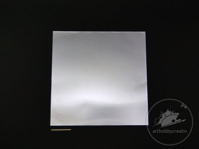Tabla aluminiu 20x20cm/0,4mm