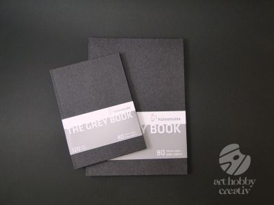 Caiet de desen - The grey book A5/A4