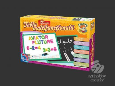 Joc educativ - tabla multifunctionala