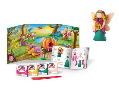 Set modelaj FIMO Kids Form&Play - Fairy