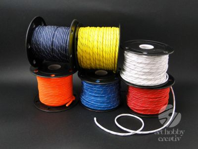 Snur paracord reflectorizant 3,8mm