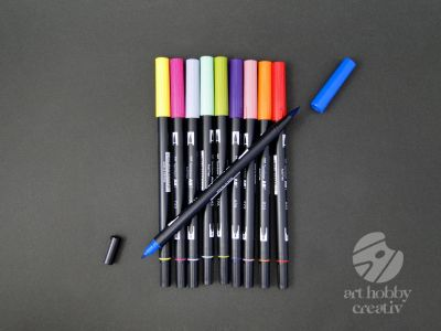 Marker tip acuarela ABT Tombow