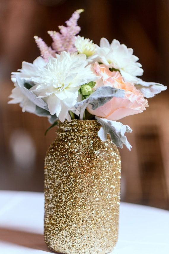 Glitter, perle, nisip decor